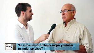 En video. La entrevista ya está disponible.