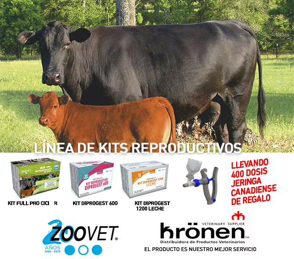 Kronen -Kit Zoovet Lateral JUNIO